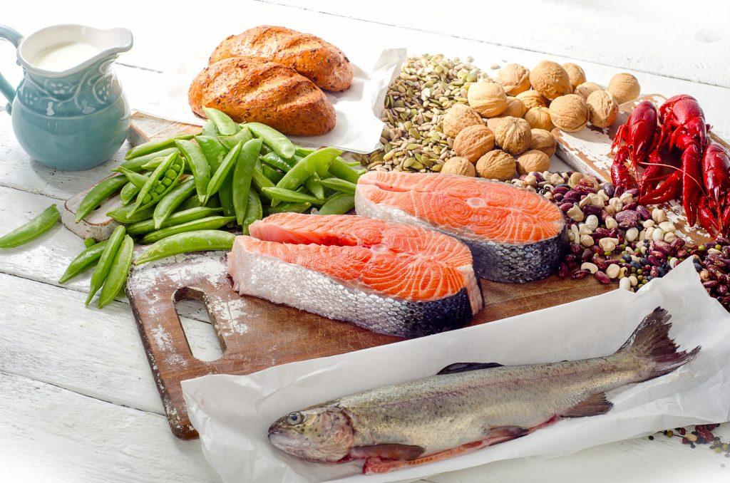 Foods highest in Vitamin B1.