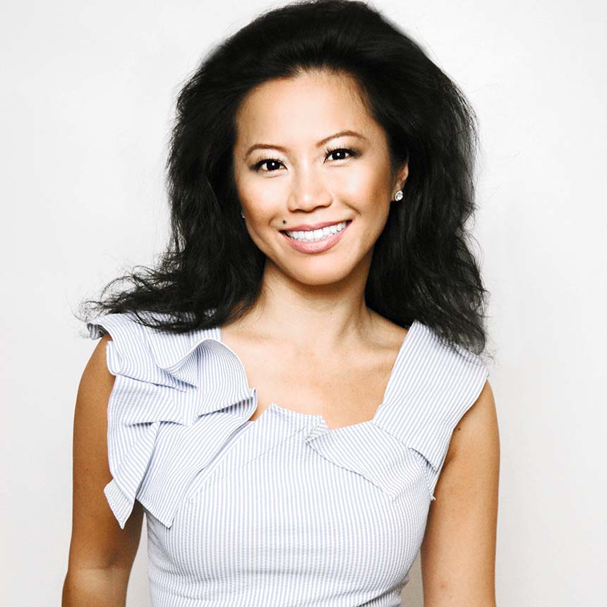 Dr. Sharon Huang Founder of Les Belles - Integrative Wholistic Dentistry