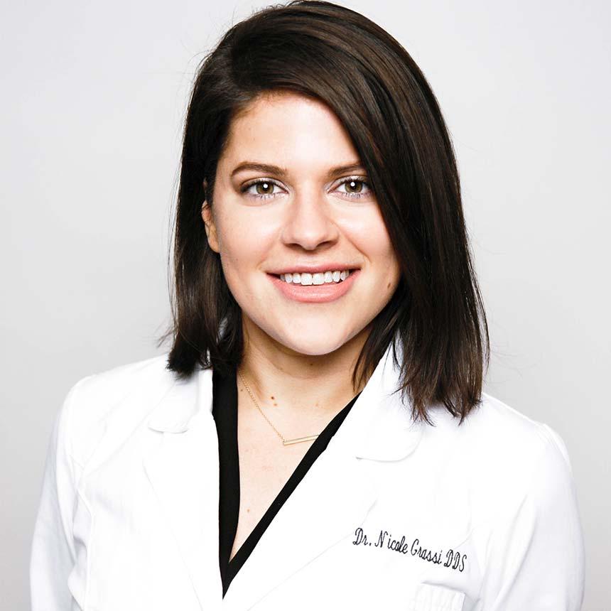 Dr. Nicole Grassi Les Belles New York
